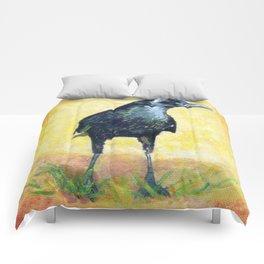 Cautious Crow Comforters