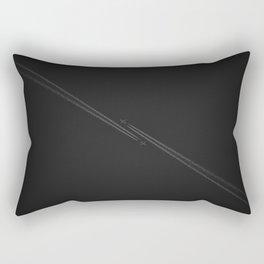Danger Zone Rectangular Pillow