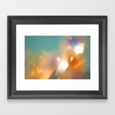 Small Diamonds 5643 Framed Art Print
