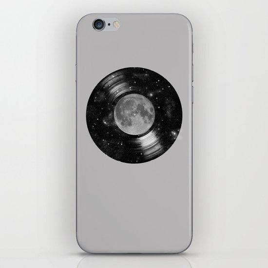 Galaxy Tunes iPhone & iPod Skin