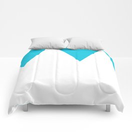Snowy Mountains Comforters