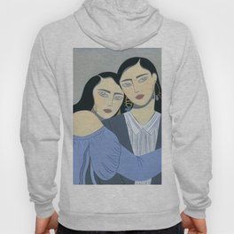 Lean On Me Hoody