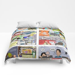 What Now? Comforters