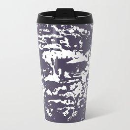 Faces, 5 Metal Travel Mug