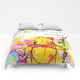 Pooh -  Spell Love... 11 Comforters