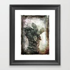 I Will Carry You Framed Art Print