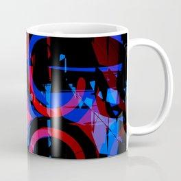 Blue Steeples Coffee Mug