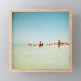 2900 Miles #1 Framed Mini Art Print