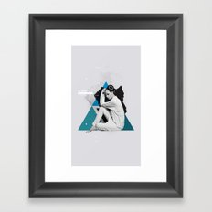 Synthesize 01 Framed Art Print