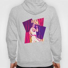 Iconic singer portrait Hoody
