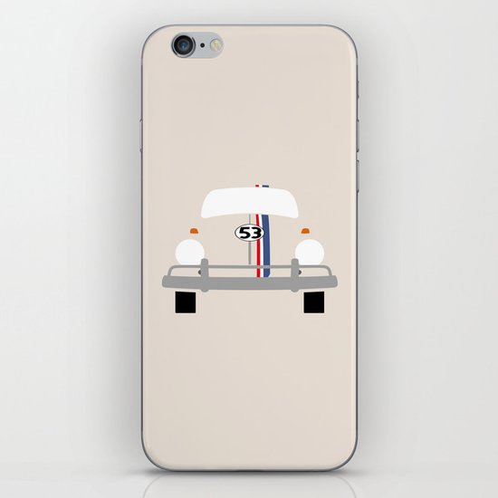 Herbie iPhone & iPod Skin