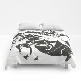 Jumper 1 Comforters