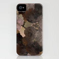 vintage floral shades Slim Case iPhone (4, 4s)