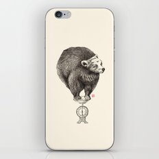 Bear your weight iPhone & iPod Skin