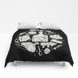 Babes in the Woods Comforters