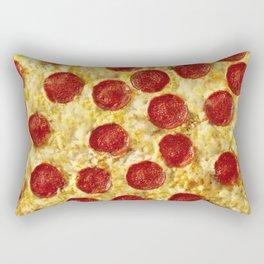 Who Wants Pizza? Rectangular Pillow
