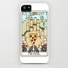 PIZZA READING iPhone (5, 5s) Slim Case