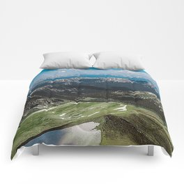 Summit the 14er Comforters