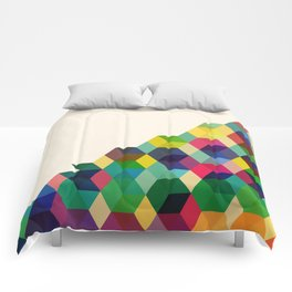 Hexagonzo Comforters