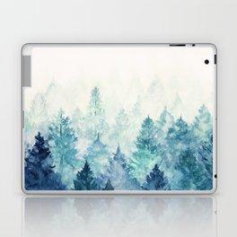 Fade Away Laptop & iPad Skin