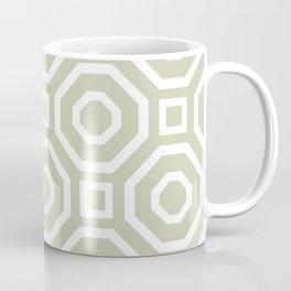 Geometry Earth Coffee Mug