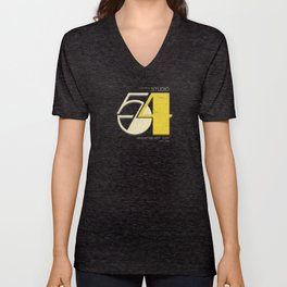 Studio 54 - Discoteque Unisex V-Neck