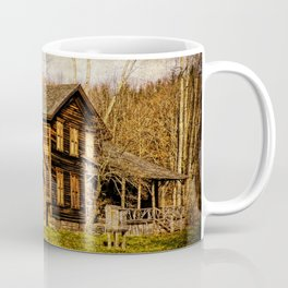 John Burroughs Woodchuck Lodge Coffee Mug