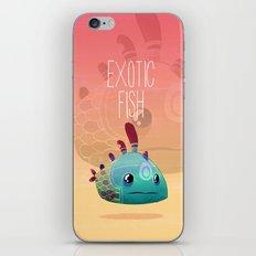 Exotic Fish iPhone & iPod Skin