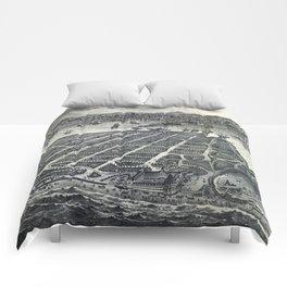 Coronado - California - United States - 1880 Comforters