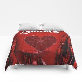Hearts Suit Comforters