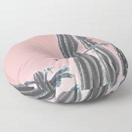 Cactus Bloom Floor Pillow