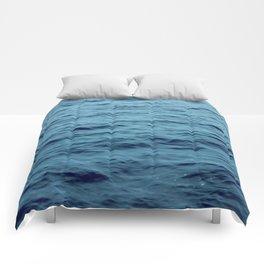OCEAN - SEA - WATER - WAVES Comforters