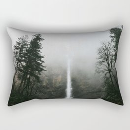 Oregon Falls Rectangular Pillow