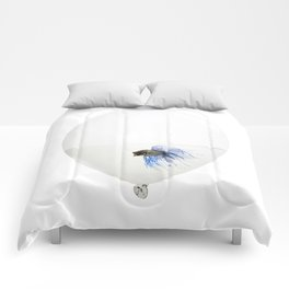 Fish trap Comforters