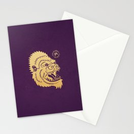Gorilla Business - Color Stationery Cards