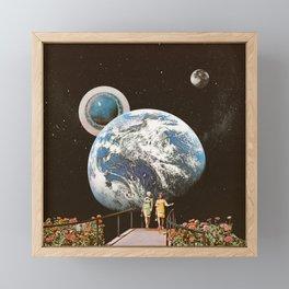 wafhe Framed Mini Art Print