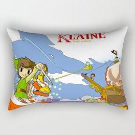 The Legend of Klaine Rectangular Pillow