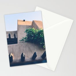 Santa Fe, New Mexico Stationery Cards