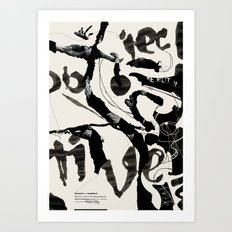 Objective Reality Art Print