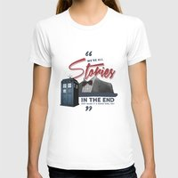 doctor who T-shirts featuring Doctor Who  by thatfandomshop