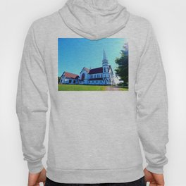 St. Mary's Church front view Hoody