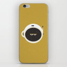 The Spaceman on the Sun iPhone & iPod Skin