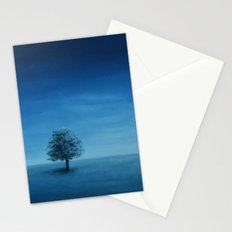 Blue Tree Stationery Cards