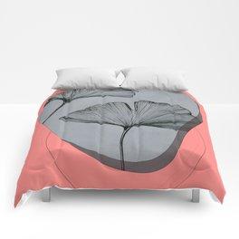 ginko biloba leave Comforters
