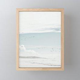 Dream Town Framed Mini Art Print