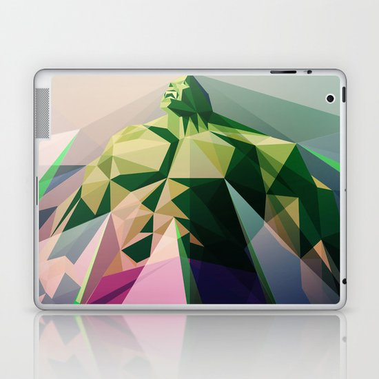Mad Man Laptop & iPad Skin