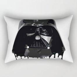 Dripping Vader Rectangular Pillow
