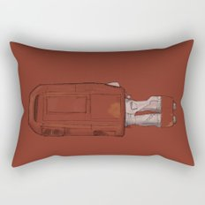 Rey's Speeder Rectangular Pillow