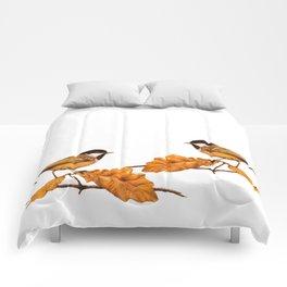 On The Oakleaf Comforters