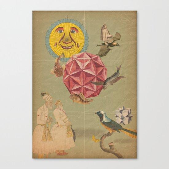 casbah Canvas Print